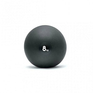 Boutique Medical Adidas 8kg Weighted Slam Dead Ball Bounce Gym Crossfit Boxing Fitness - Black