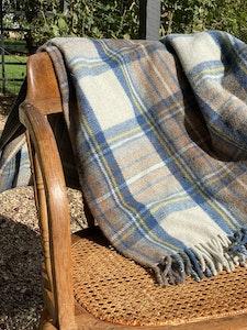 All Wool Scottish Tartan Blankets