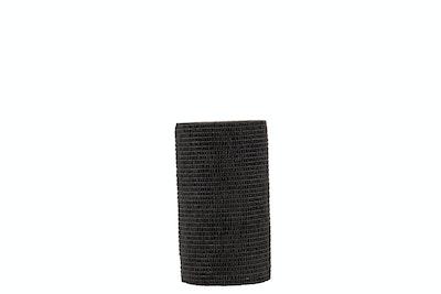 Value Plus VALUWRAP COHESIVE BANDAGE 10cm BLACK