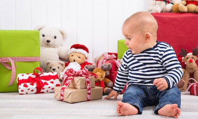 25 Gift Ideas for a Baby's First Christmas