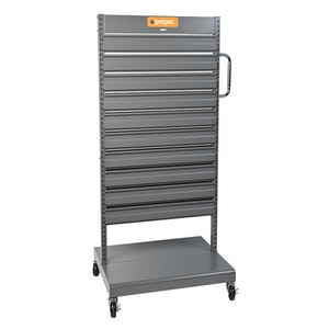 Display Stand HB Heavy Duty Galvanized Steel Construction MS20020