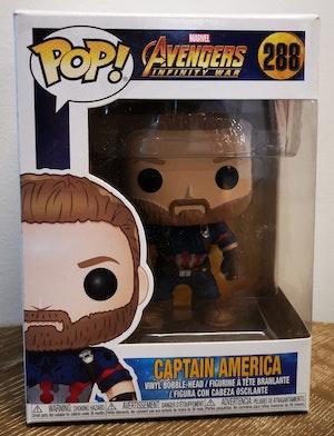 Captain America Avengers Infinity War Pop! Vinyl (288)