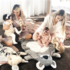 Babyhood Aussie Collection Kangaroo Playmat