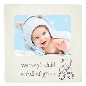 Dakota Baby Photo Frame Tuesdays Child