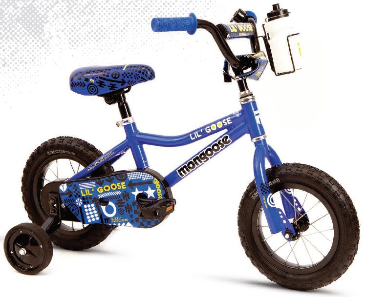 "Lilgoose Boys, 12"" Kids Bikes"