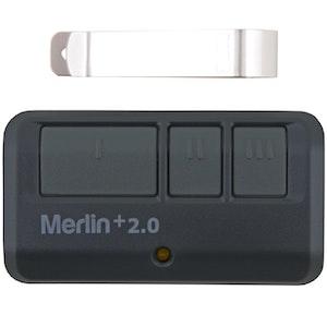 Merlin+ 2.0 E943/E943M Genuine Visor Remote