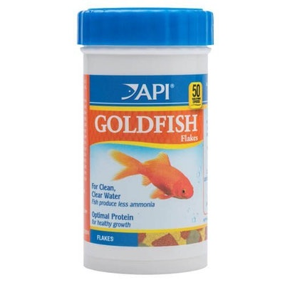 API Goldfish Flakes 160G