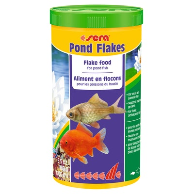 Sera Pond Flakes 180g