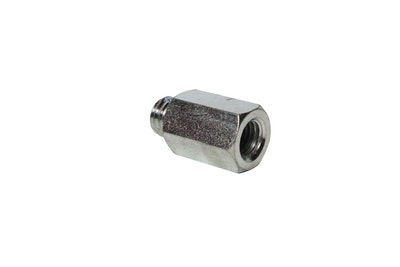 Woolen Double Sided Buff Pad ADAPTOR 14mm to 5/8
