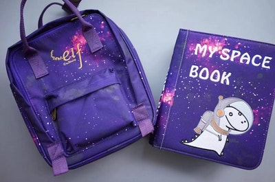 My First Book 3 – My Space Book (Limited Edition)