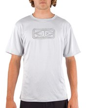 Mens Beach Shirt - Grey Mens Beach Shirt - Grey