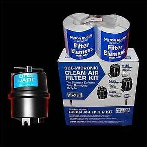 Water Trap Dunny Roll Filter Toilet Roll Filter M45