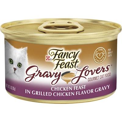 Fancy Feast Gravy Lovers Chicken Feast