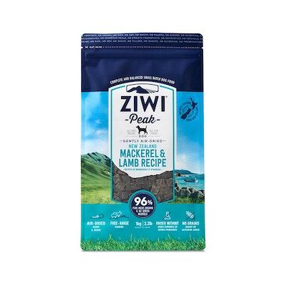 ZiwiPeak ZIWI Peak Air-Dried Mackerel & Lamb Recipe For Dogs - 1KG