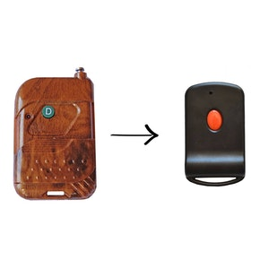 Remote Pro Tiltamatic TRG105 Compatible Remote