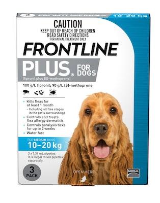 Frontline Plus 10kg-20kg