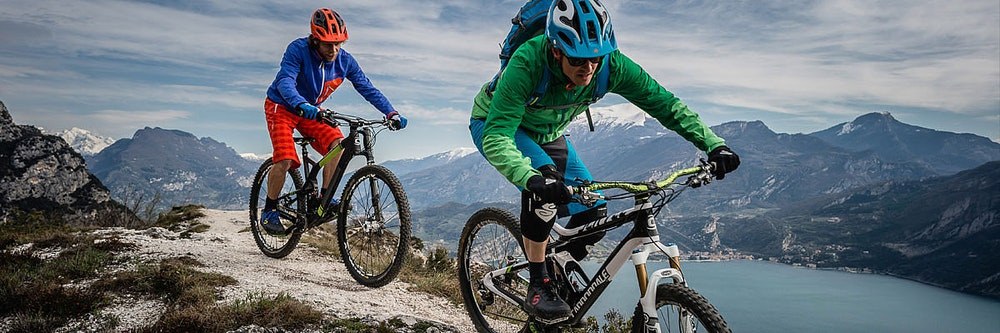 supertrail maps gardasee mountainbike bikeurlaub