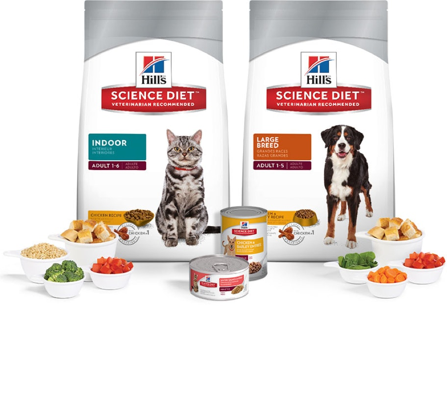 About Hill's petfood