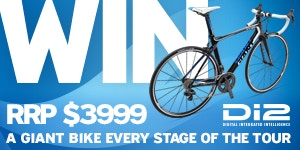 WIN a Giant Bike competition and results