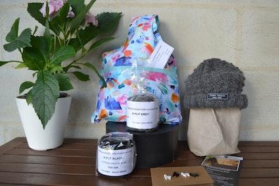 Colour Pop Knitting Bag Gift Set