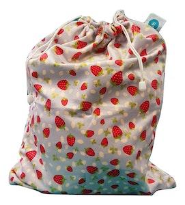 Laundry Bags: Strawberry Shortcake