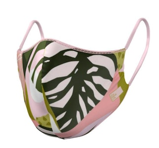 The Mask Life The Soft Jungle - Reversible Face Mask