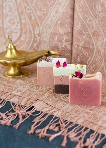 Handmade Natural Soap Bar - Uzuri