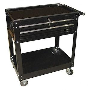 SP40107 Tool Trolley 2 Drawer Custom Series SP40107