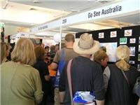 GoSeeAustralia stand at Caulfield 085