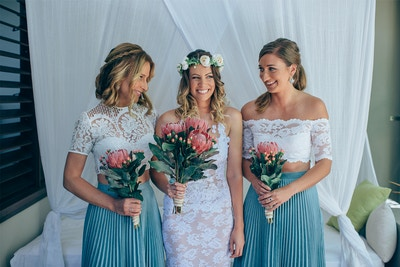 ALTERNATIVE BRIDESMAID OUTIFT IDEAS WITH SEE WANT SHOP