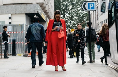 COLOURFUL COATS TO GET YOU FROM UBER TO PARTY