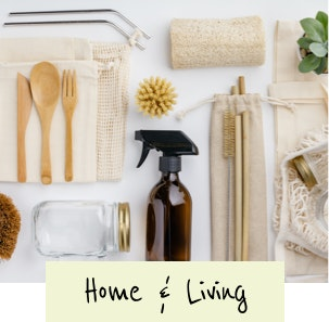 Image of eco products for the home