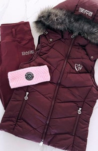 Bare Equestrian Winter Series - Ellie Vest