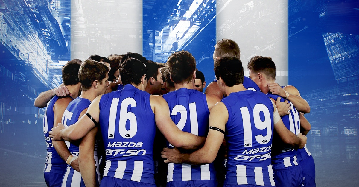 NORTH MELBOURNE FC 2017 SEASON PACKAGES & EXPERIENCES