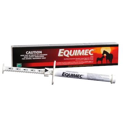 Equimec Broadspectrum Wormer Parasite Control Horse Summer Sore 6.42g