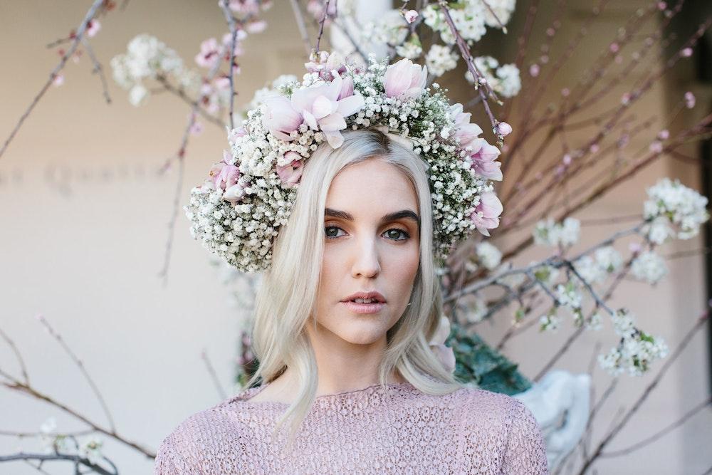 Flowers by Brett Matthew John Melbourne Flower Crown