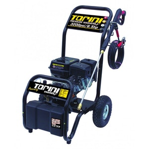 6.5hp 3200psi Pressure Cleaner 8m Hose & Stainless Steel Lance TPW3600