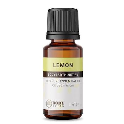 Bodyearth Lemon – 15ml