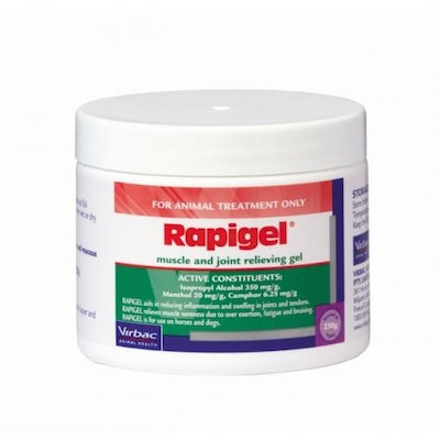Virbac Rapigel Muscle and Joint Relief Gel - 250gm