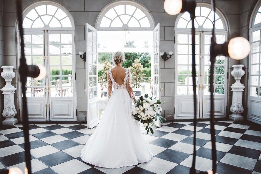LUXE WEDDING, CAMPBELL POINT HOUSE