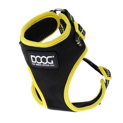 Doog Neoflex Soft Harness - Neon (Bolt)
