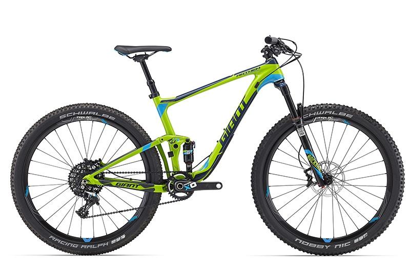 "Anthem Advanced SX 27.5, 27.5"" Dual Suspension MTB Bikes"