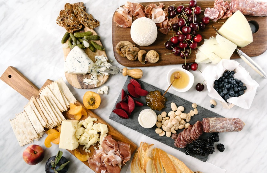 CHEESE BOARDING YOUR WAY THROUGH ANY OCCASION
