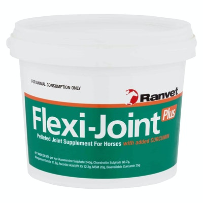 Ranvet Flexi Joint Plus Horses Joint Health Supplement - 2 Sizes
