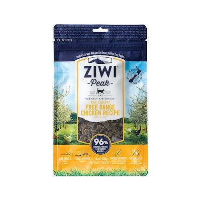 ZiwiPeak ZIWI Peak Air-Dried Free Range Chicken Recipe For Cats - 400G