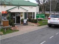 Easy access Canberra links caravanning and camping across Aust. capital