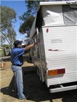 Coromal Compac and tandem Excel as they put easy towing freedom into caravan outdoor lifestyle