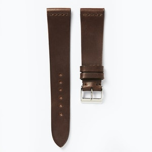 Time+Tide Watches  Brown Cordovan Leather Strap