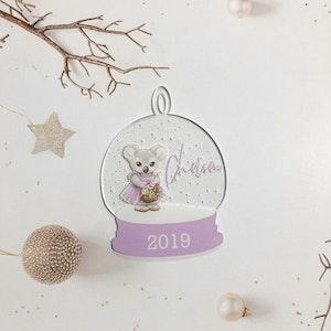 Christmas Bauble - Koala Australian Christmas Ornament