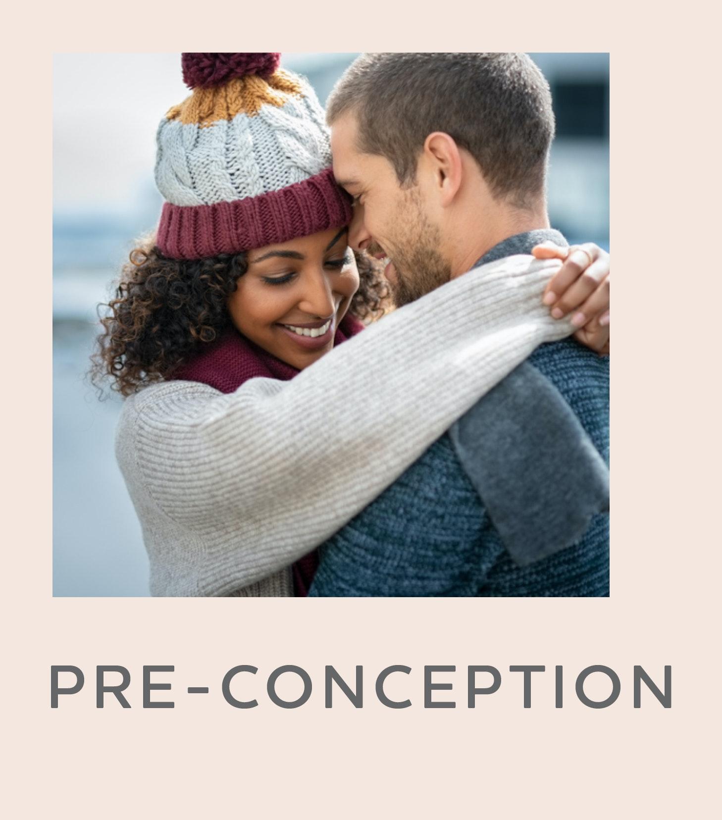 Pre-conception